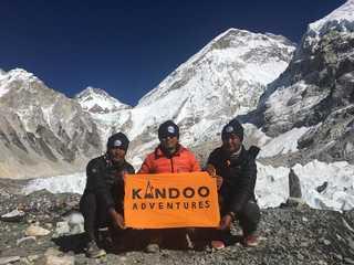Kandoo Adventures Team Members