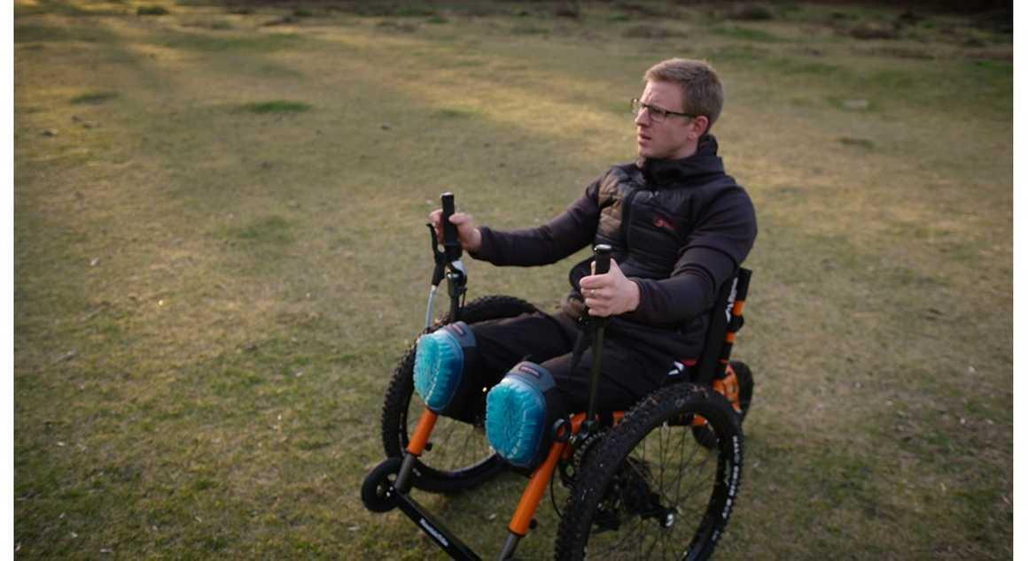 Aaron Phipps in Kilimanjaro