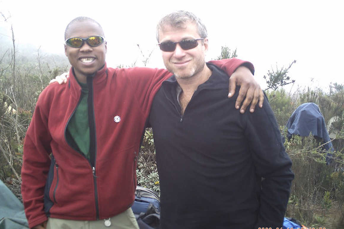 Celebrities who climbed Mount Kilimanjaro