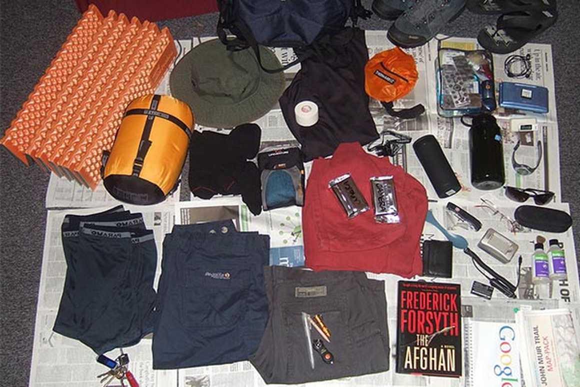 Climb Aconcagua costs - Equipment