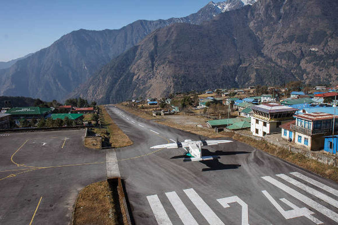 Getting to Bhutan by plane