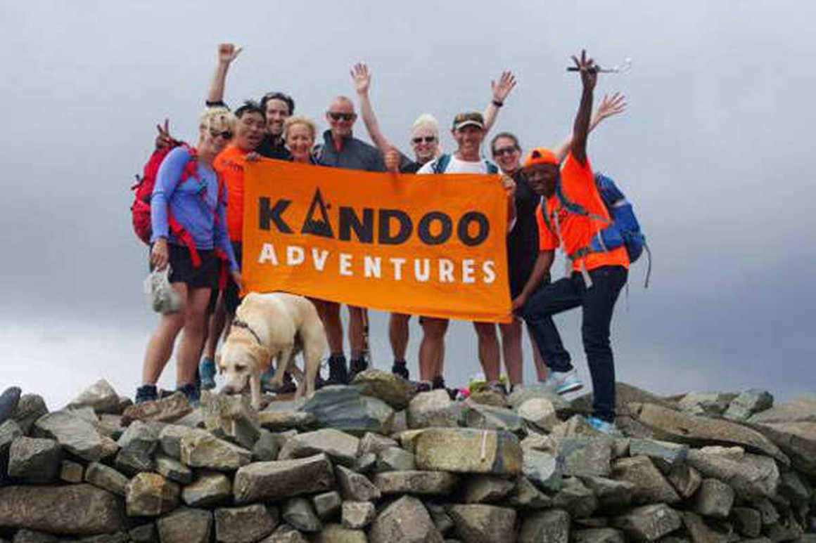 Kandoo Lake District Scafell