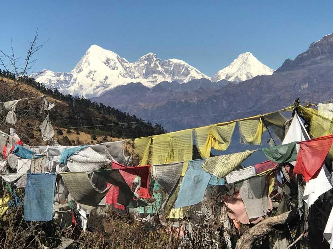 Laya Gasa trek in Bhutan