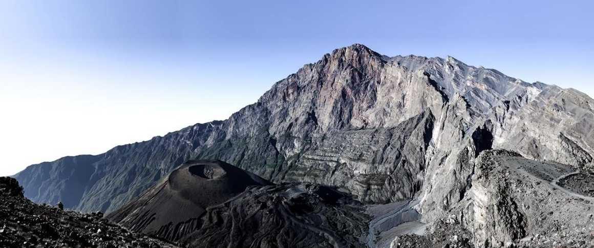 Mount Meru, Kilimanjaro
