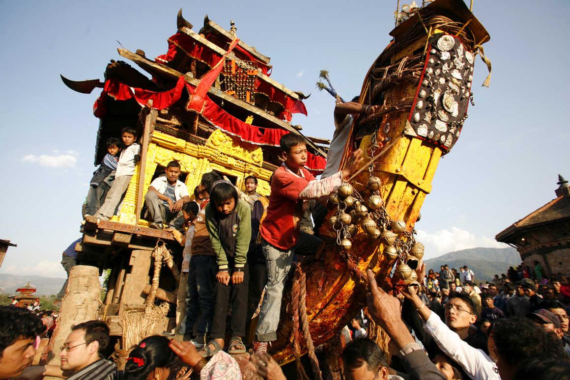 Navavarsha: National New Year's Day in Nepal