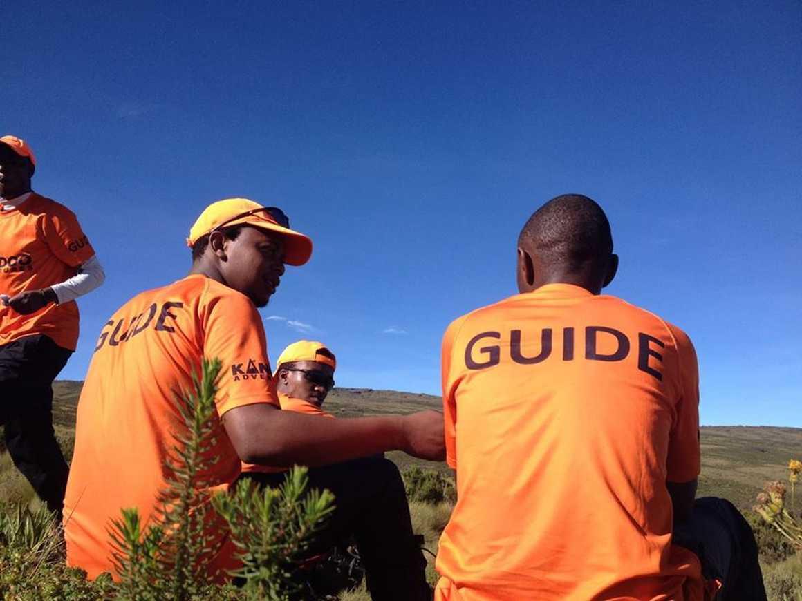 Partnership program in Kenya