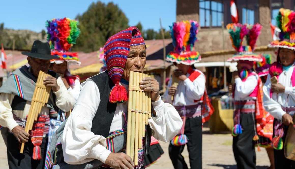 Puno Week, Lake Titicaca