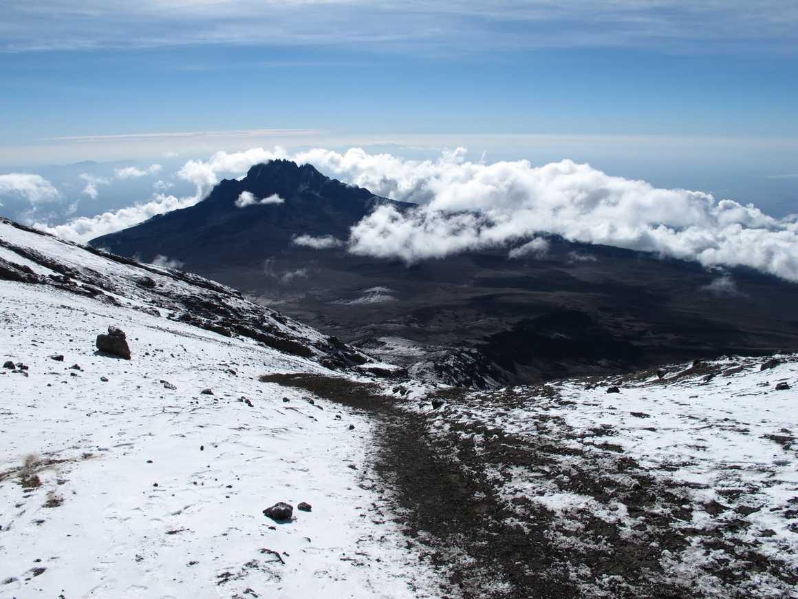 Summit of Kilimanjaro