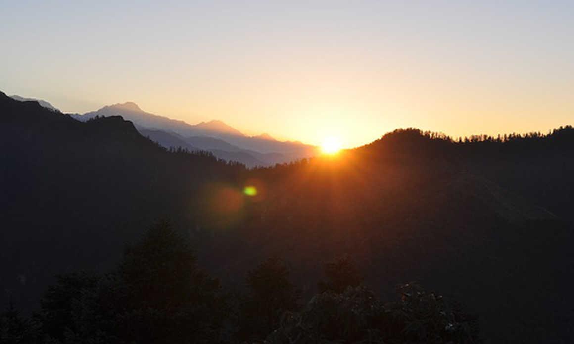 The Royal trek in Annapurna Region