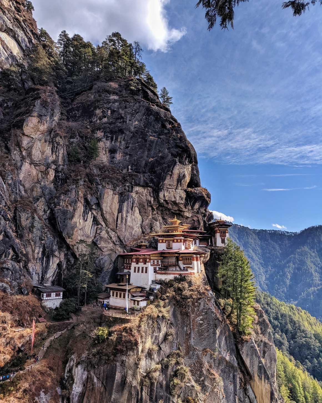 Tigers Nest Monastery, Bhutan