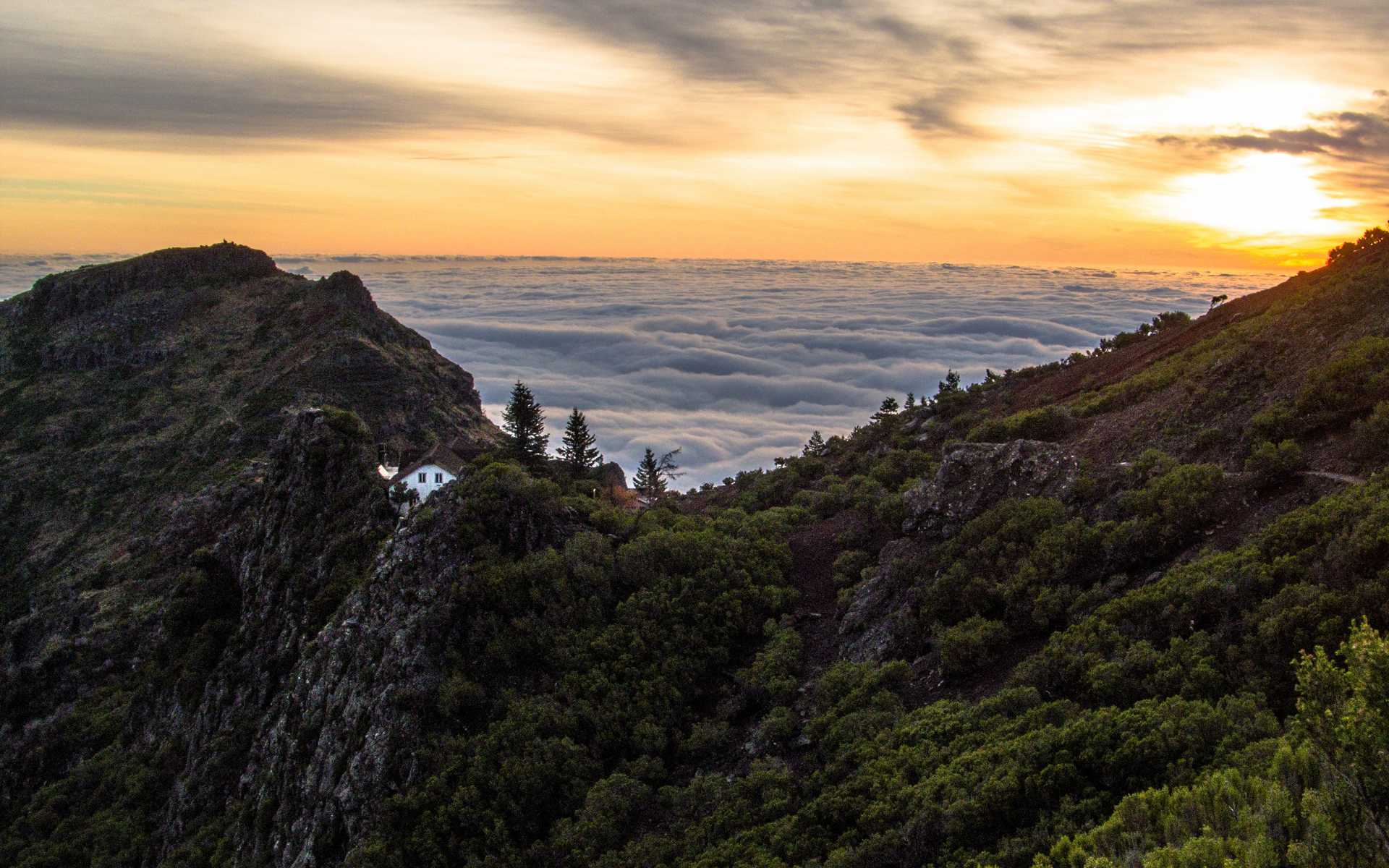 Beautiful views on Madeira