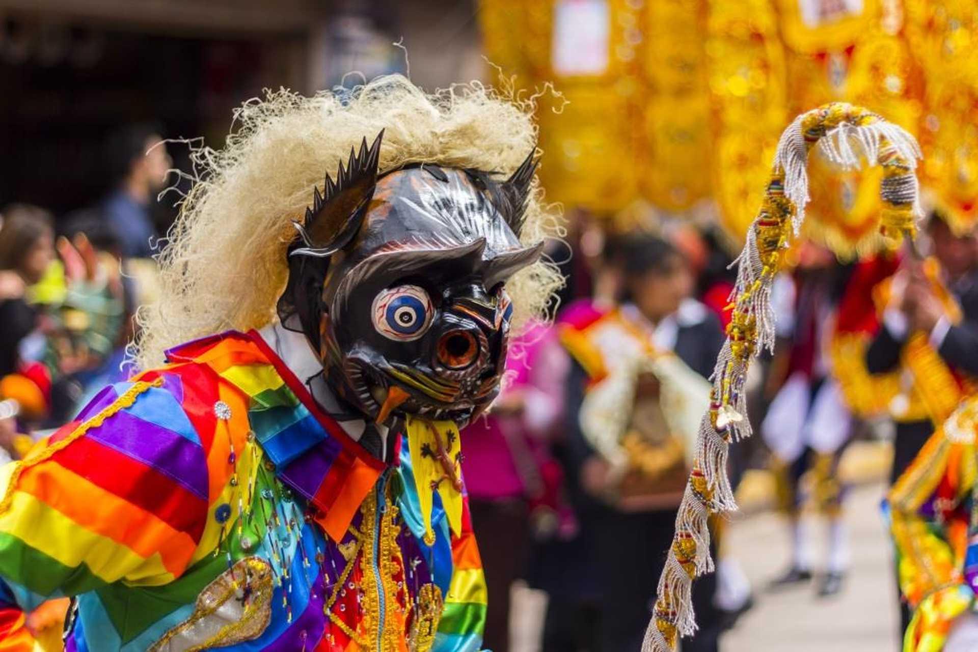 Inti Raymi - Festival of the Sun in Peru