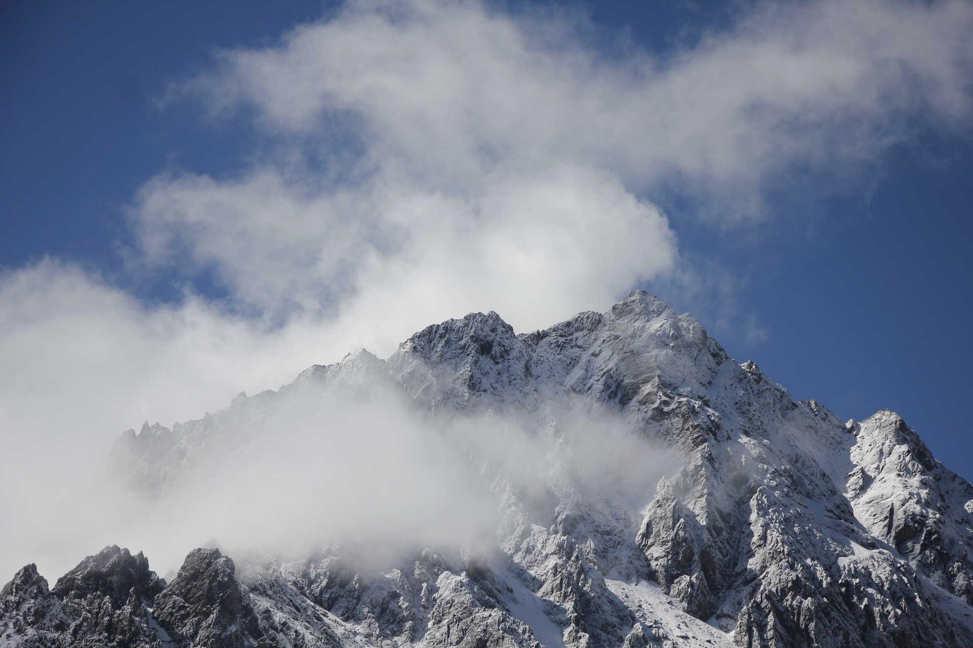 Peaks of the Salkantay