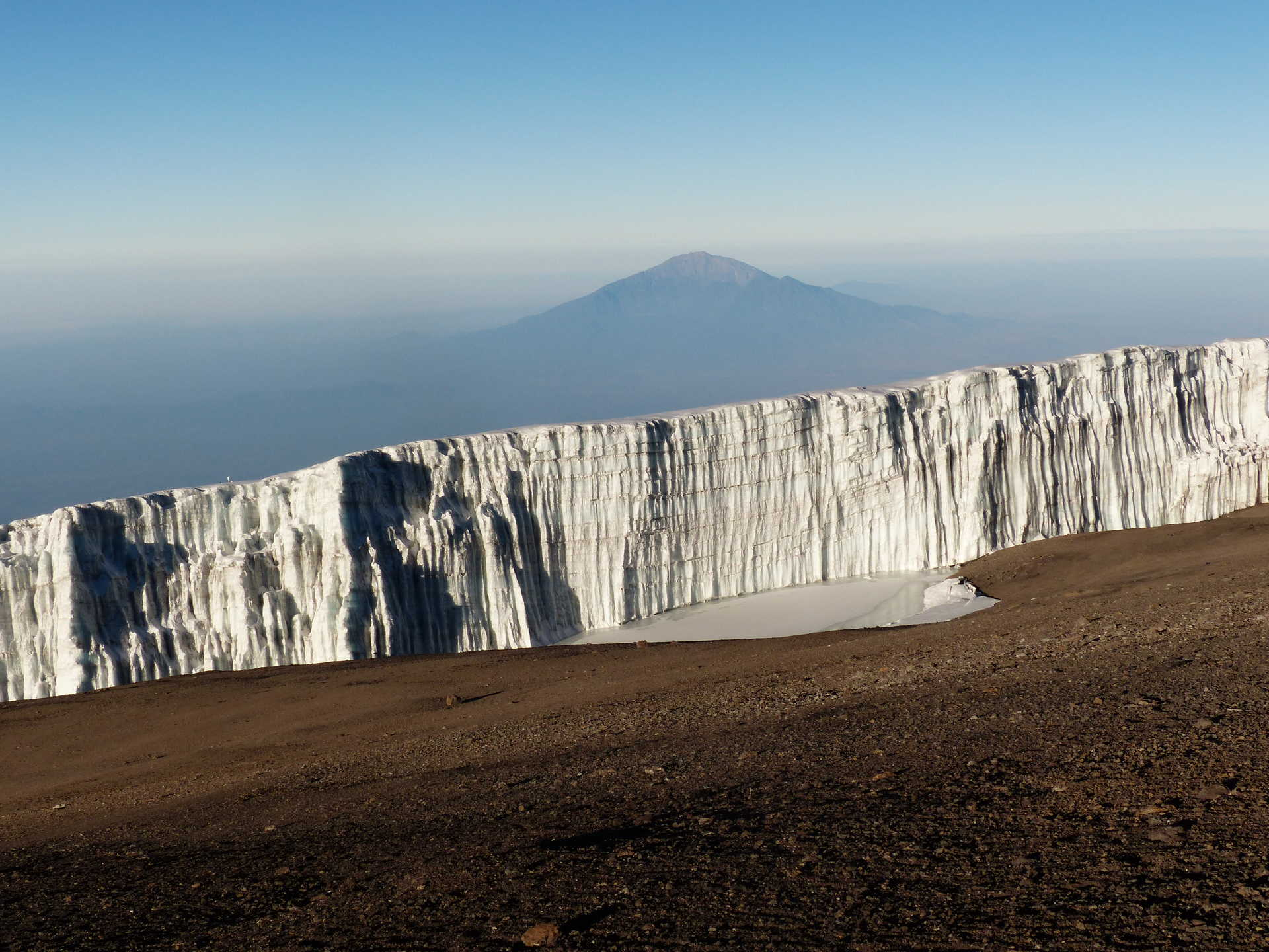 Summit of Kilimanjaro