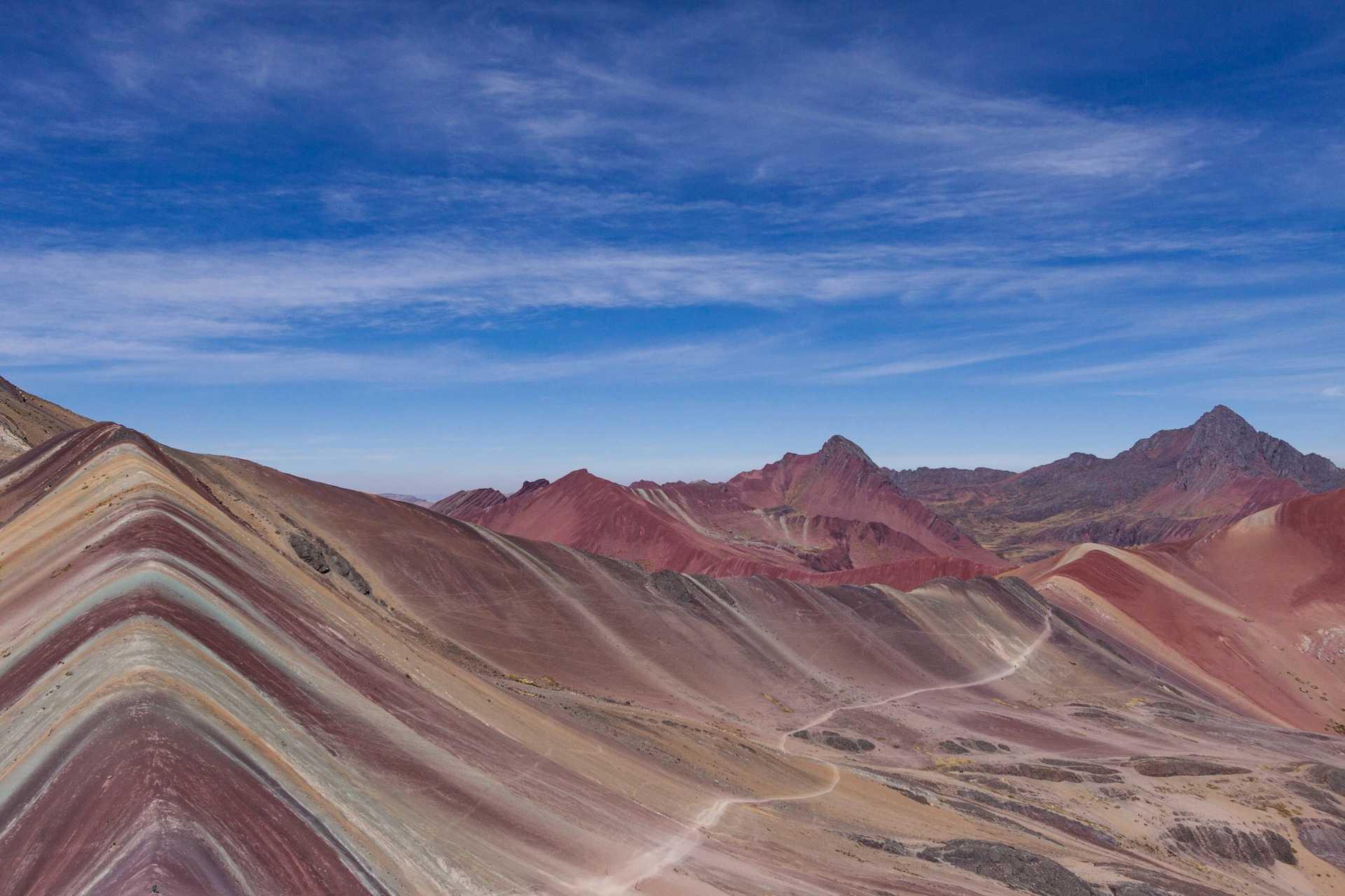 Vinicuna Rainbow Mountain