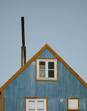 House details in Greenland