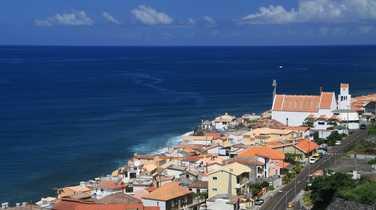 Coastal village on Madeira