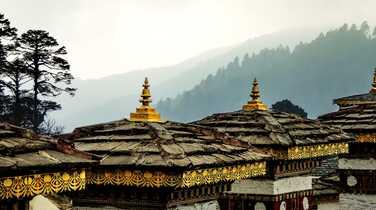 Dochula Pass, Thimphu region