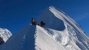 Island Peak Everest trek