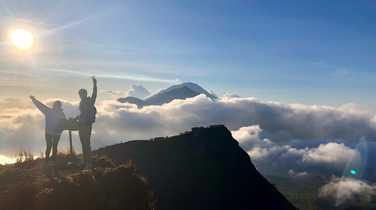 Mount Batur Climbing in Bali