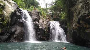 Sambangan waterfalls in Bali