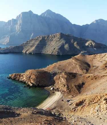 Bay of Musandam