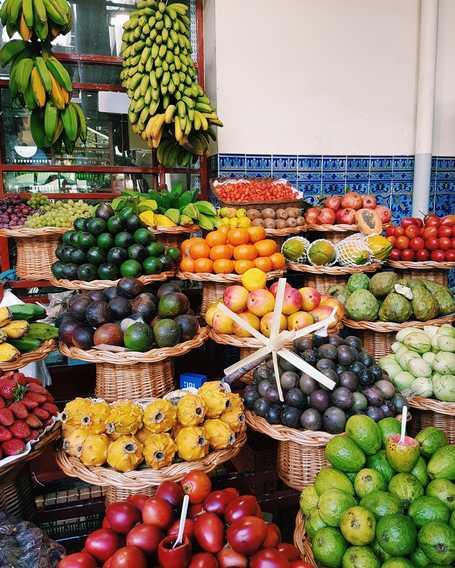 Markets in Funchal