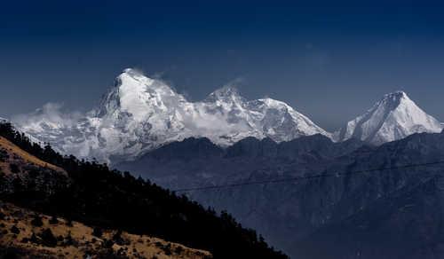 Chomolhari Peak