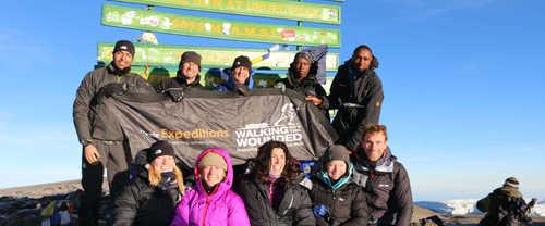 Climbing Kilimanjaro for Charity