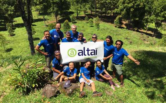 Altai Indonesia team