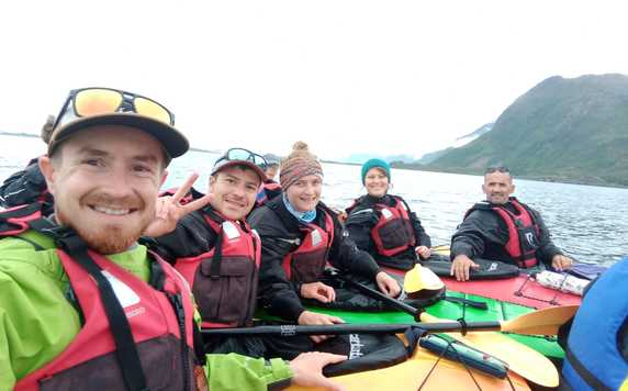 Our team in Norway