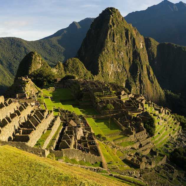 Archaeological site of Machu Picchu