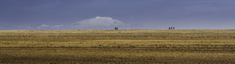 Arctic desert of Iceland