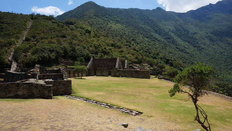 Choquequirao archaeological complex