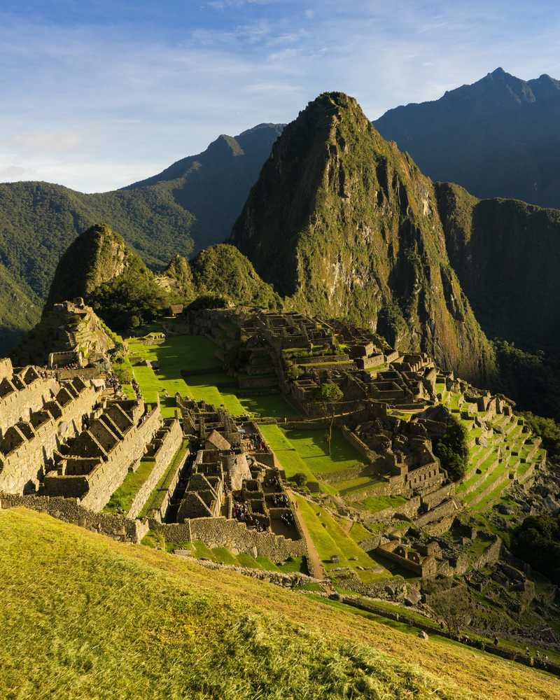 Archaeological site of Machu Picchu
